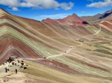 Winner - Summer Activity: Alcina DeOliveria - Rainbow Mountain