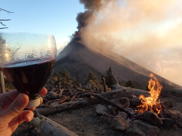 Walter Moar: Volcan de Fuego