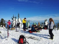 Don Campbell: More Mt Beecher Visitors
