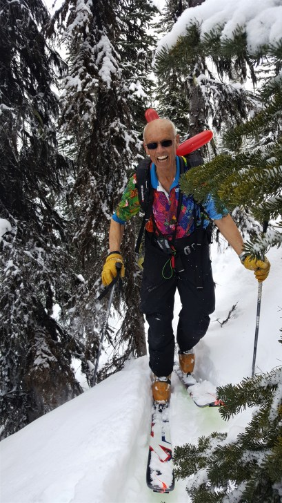 Kathy Kutzer - Albert turns 80 - lots of adventures for his birthday