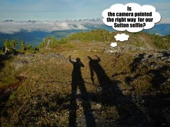 Roxanne Stedman - Sutton Shadow Selfie