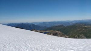 Patrick Stevens: Glacier View
