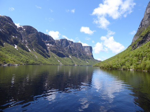 Pat Javorski - Westernbrook Pond, Gros Morne National Park, Newfoundland and Labrador