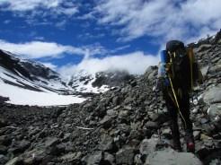 Aldous Sperl - Approaching the Elk Pass