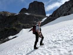 Peggy Taylor - Thomas below Mt. Warden