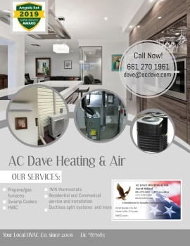 AC Dave Heating & Air Services