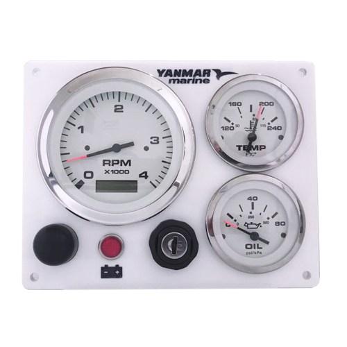 Yanmar-Diesel-Engine-Marine-instrument-Panel--B-TYPE-WHT-7.125X5