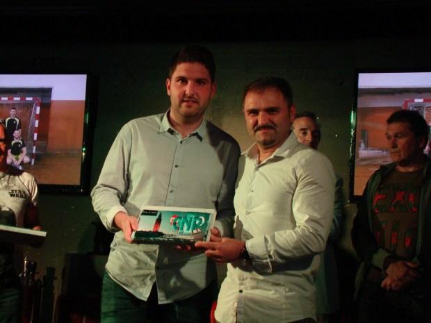 trofeo 5º clasificado cnp nueva estacion