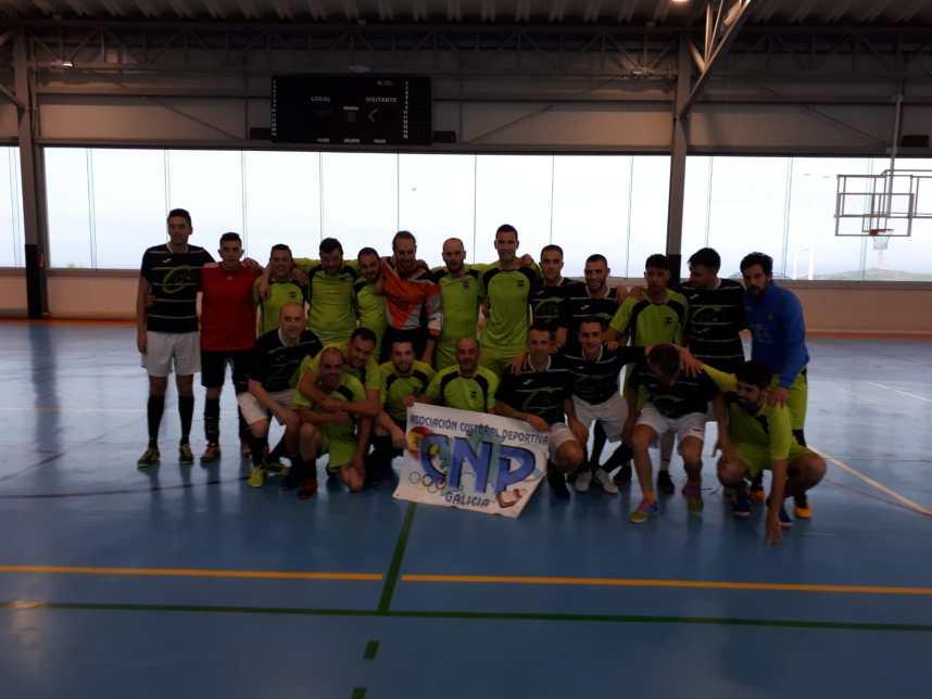 foto final XI Copa