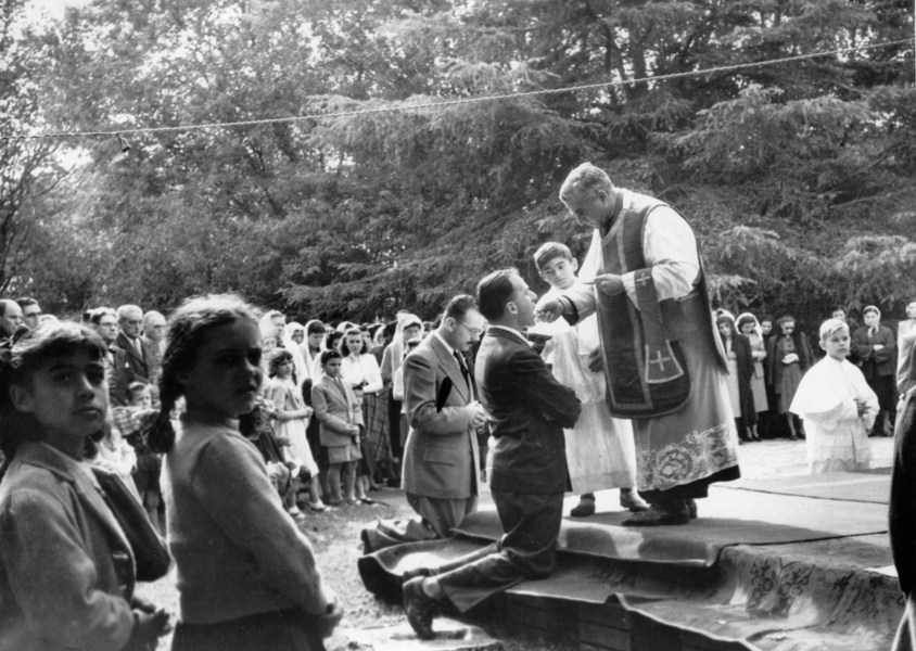 Recuerdan fallecimiento de empresario católico y Siervo de Dios Enrique Shaw