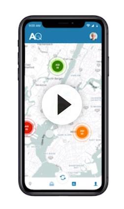 AQ Index App Prototype acdesigner.com