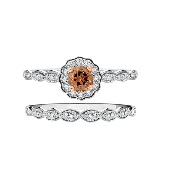 One Love Chocolate Diamond Ring Australia