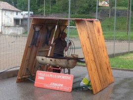 Un barbecue rocambolesque sous le déluge : bravo Vincent !