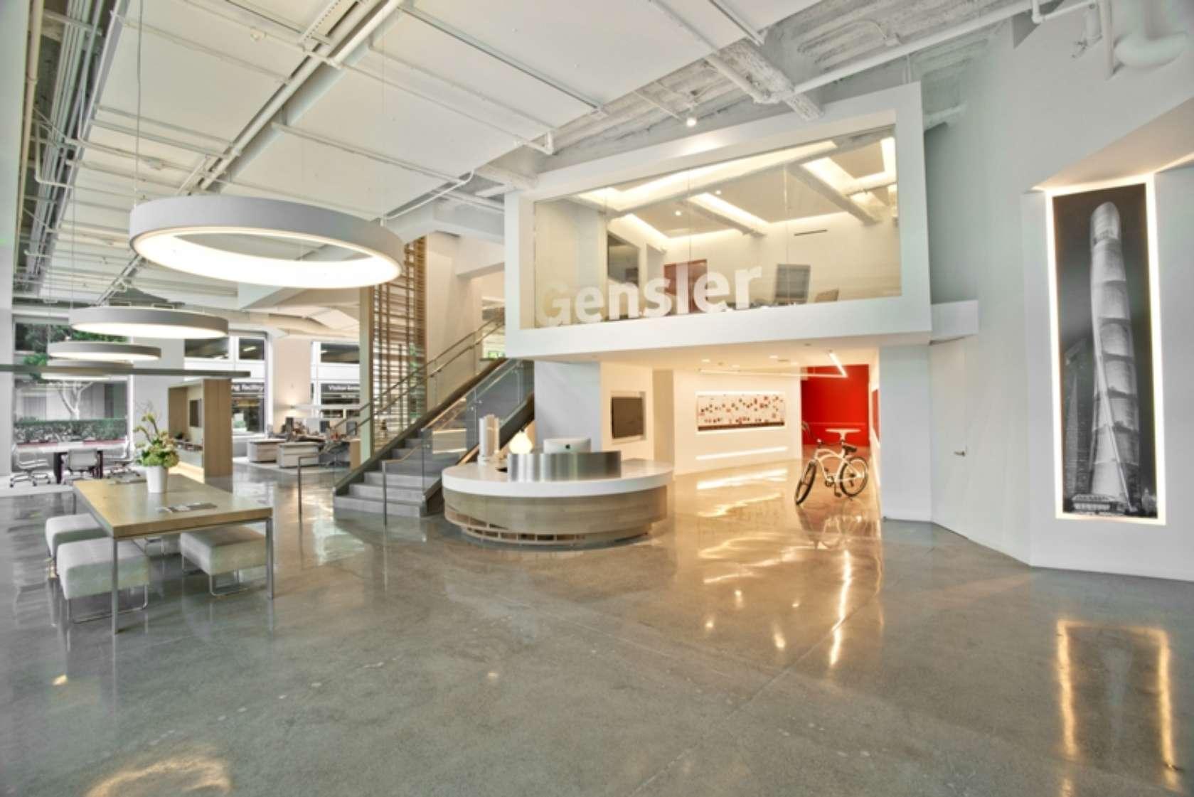 Gensler S New Creative Workspace Architizer