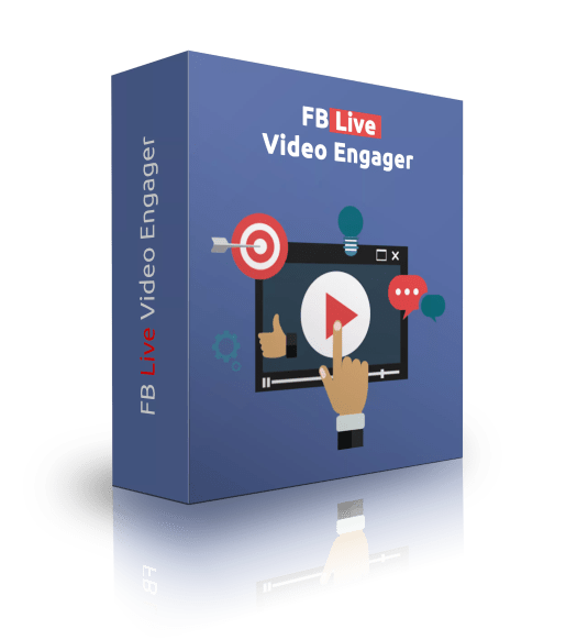 FB Live Video Engager