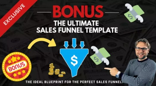 Ultimate sales funnel template