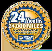 napa-warranty