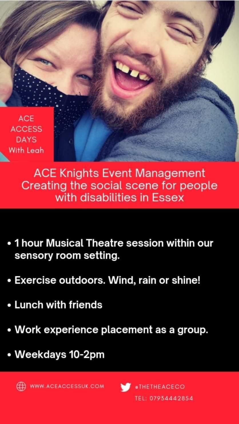 ACE Access days! 1