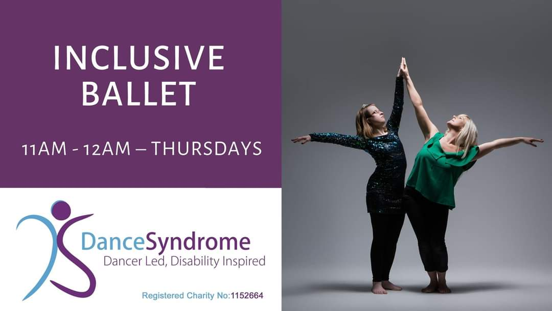 Inclusive Ballet on zoom 1