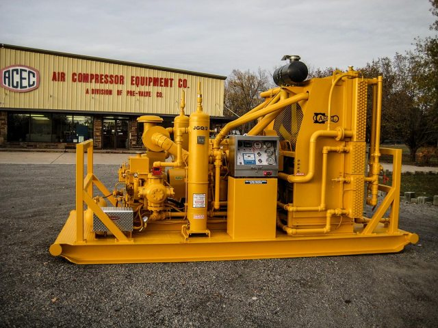Booster Packages • Air Compressor Equipment Company
