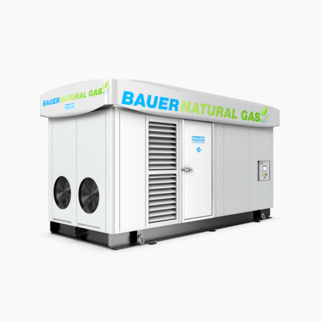 Compressed Natural Gas Systems • Air Compressor Equipment