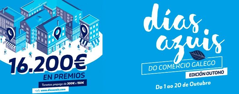 """Dias Azuis "" Edicion Outono"