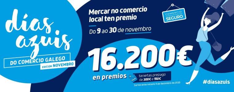 Dias Azuis -Edición Noviembre 2020