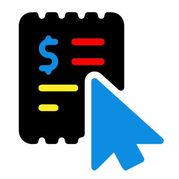 minimize cost icon