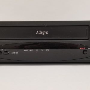 Allegro VCR/VHS Player
