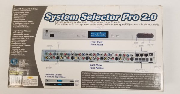 Pelican Universal System Selector Pro 2.0