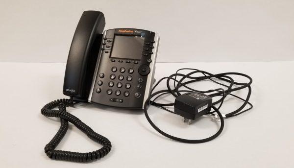 Polycom VVX 411 IP Phone
