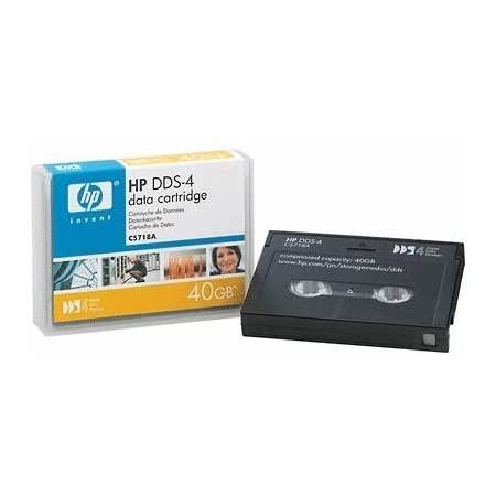 HP DDS-4 Data Cartridge, 40GB