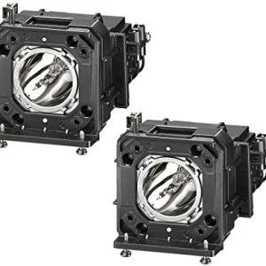 Panasonic ET-LAD120W Replacement Lamp (2-Bulb Set)