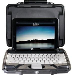 Pelican Products i1075 Rugged, Hardback iPad Case