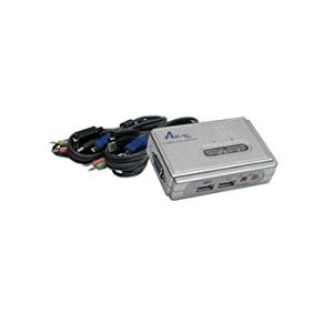 Airlink AKVM-U42 4-Port USB KVM Switch