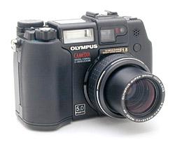 Olympus Camedia Digital Camera C-5050 Zoom