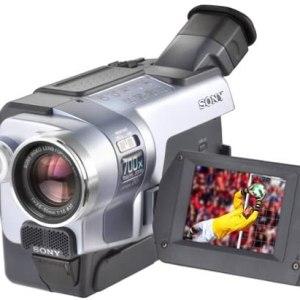 Sony Digital Handycam Camcorder DCR-TRV250