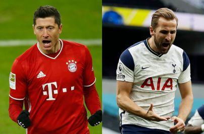 Liverpool told to target Lewandowski or Kane to keep up with Man City