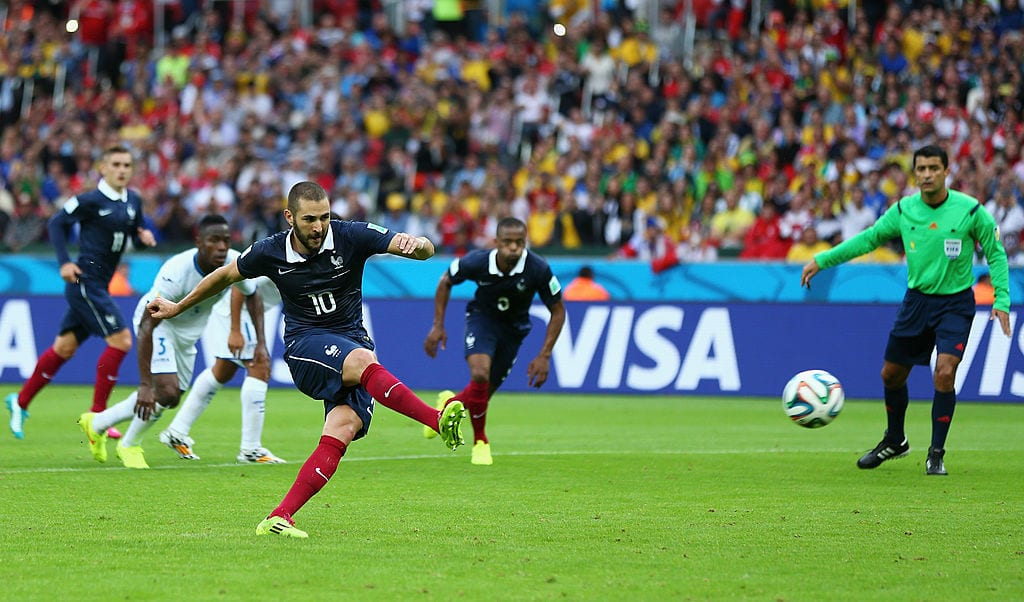 In quite a significant event for french football,. Report Benzema Will Wear A Different Jersey With France