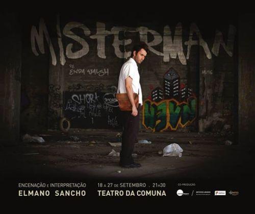 Misterman - Elmano Sancho