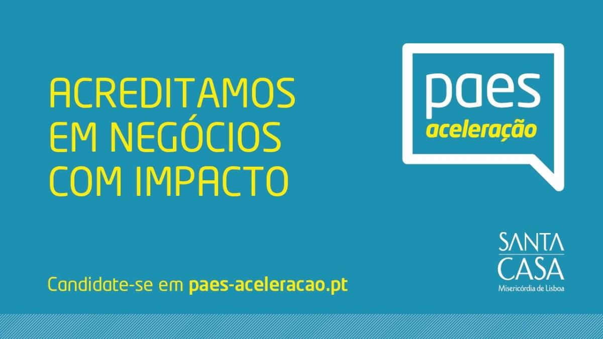 Abertura de Candidaturas ao Programa PAES - Programa de Apoio a Empreendedores Sociais