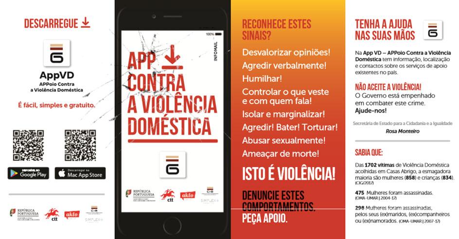 Campanha de Verão Contra a Violência Doméstica