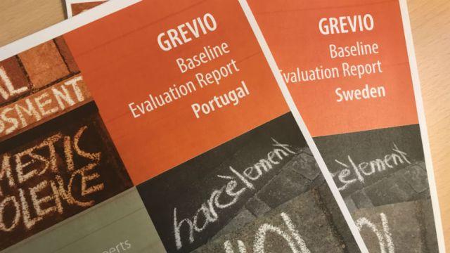 Relatório GREVIO-Portugal