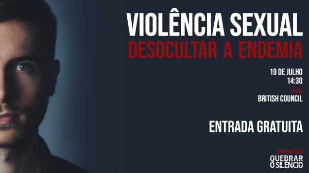 Evento -Violência sexual- desocultar a endemia-ACEGIS