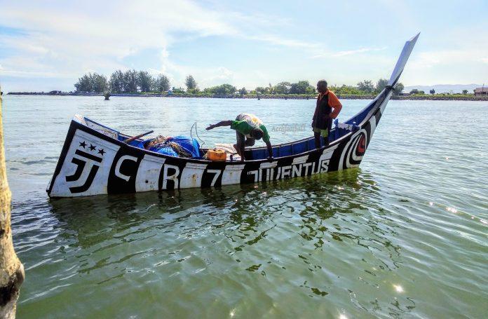 Perahu Juventus, Ronaldo