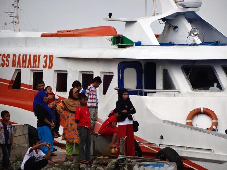 Harga Tiket Kapal Cepat Sabang Naik Acehkita Com