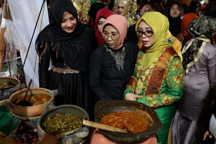 Ragam Kekayaan Kuliner Bisa Ditemukan di Aceh Culinary Festival 2019