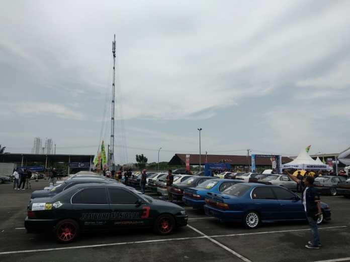 GCC Aceh Ramaikan Jambore Nasional 3 Great Corolla Club Indonesia