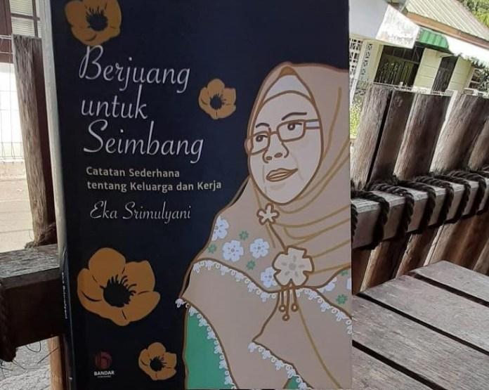 Bandar Publishing Terbitkan Buku Inspirasi 'Berjuang untuk Seimbang' Prof Eka