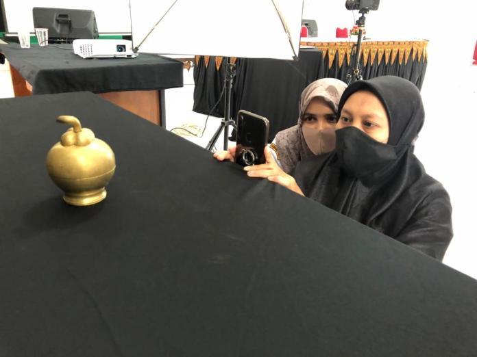 Museum Aceh Maksimalkan Pengelolaan Koleksi Lewat Media Foto